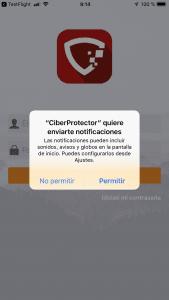 ciberprotector-ios-primer-login