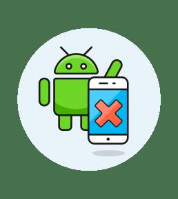 Borra todos los datos antes de devolver, reparar o reciclar tu Android