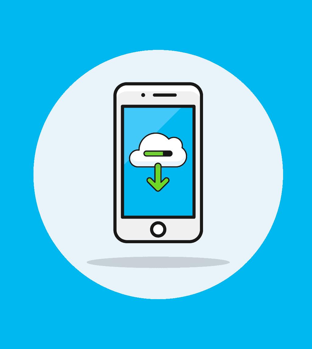 Activar las descargas automáticas de actualizaciones de aplicaciones