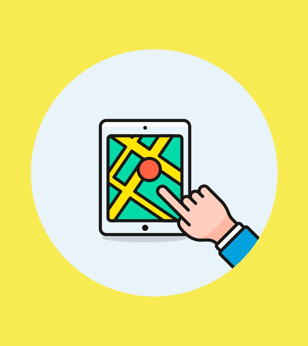 Desactiva los servicios de ubicación en iPhone o iPad
