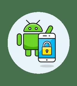Establece el tiempo de espera de bloqueo automático en Android