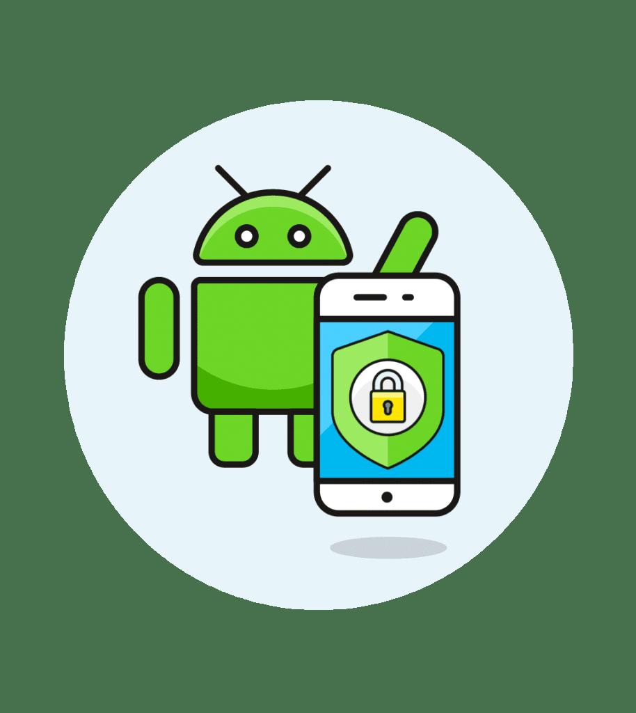 CiberProtector en Android