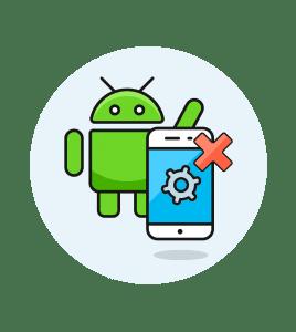 No rotees tu dispositivo Android