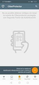 ciberprotector-android-2fa-no-configurado