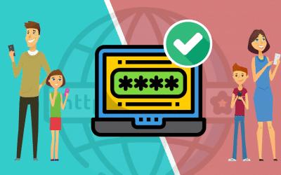 Cómo conseguir una navegación segura en Internet para mi familia